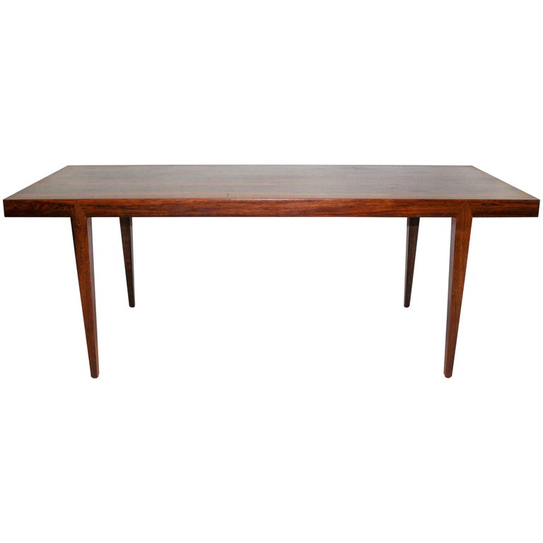 Severin Hansen Model 45 Rosewood Coffee Table