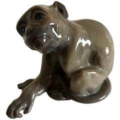Bing & Grondahl Monkey Figurine #2042