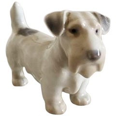 Bing & Grondahl Figurine Sealyham Terrier #2071