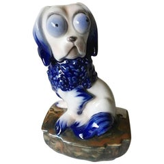 Bing and Grondahl B&G 2105 Tinderbox Dog with Eyes as Big as Tea Cups