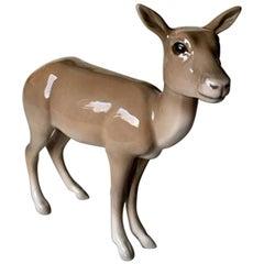 Bing & Grondahl Figurine Deer #2211