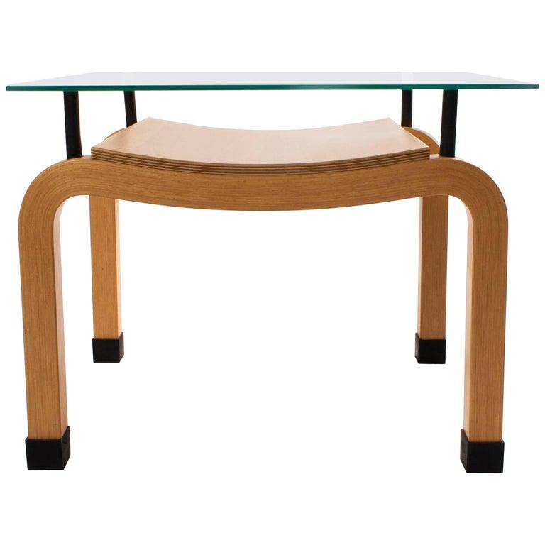 Ruud Jan Kokke Bended Wood Tables Japanese Style