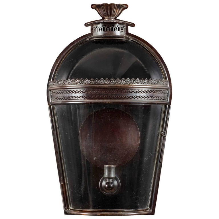 Hyde Glazed Wall Lantern