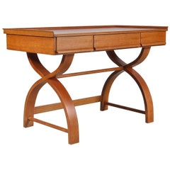 Dutch Design Oak Desk, 1940