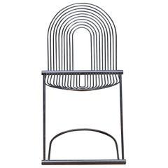 Vintage Original Jutta + Herbert Ohl Stacking Swing Chair Rosenthal Studio Linie