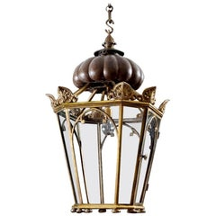 Regency Style Windsor Hanging Lantern