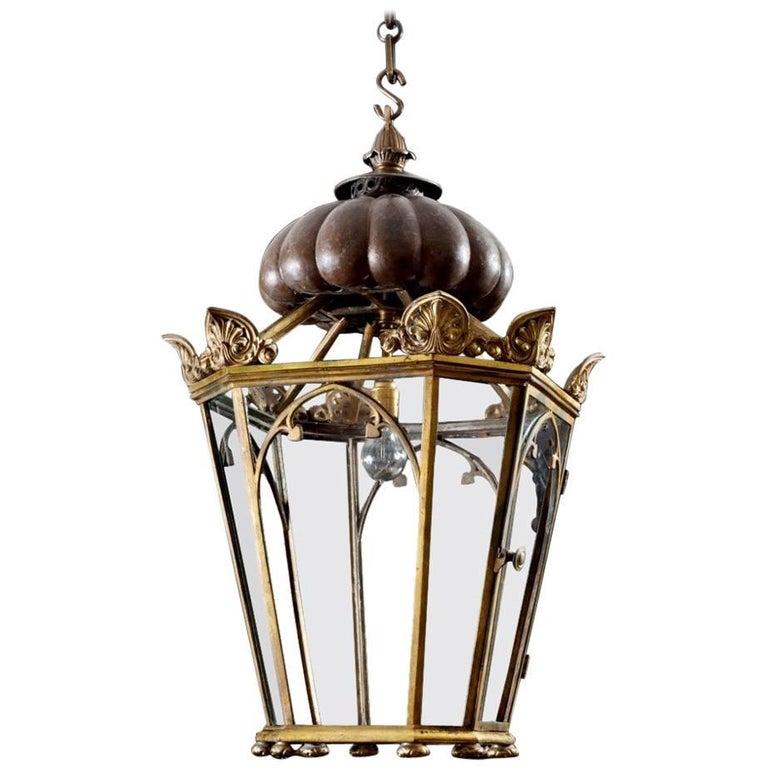 Regency Style Windsor Hanging Lantern