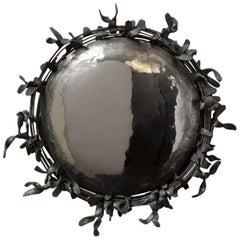 "Michel Salerno, ""Histoire De Voir"" Handmade Mirror, France, 2013"