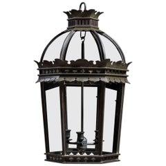 Bridgens Tapered and Moulded Lantern