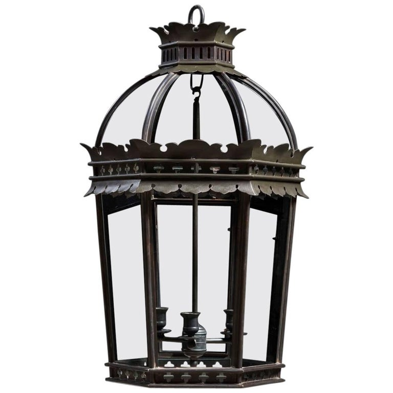 Bridgens Tapered and Moulded Lantern