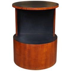 Modernist Teak Side Table by RS Associates
