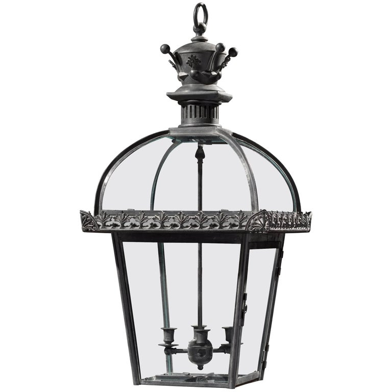 Hudson Hanging Lantern For Sale