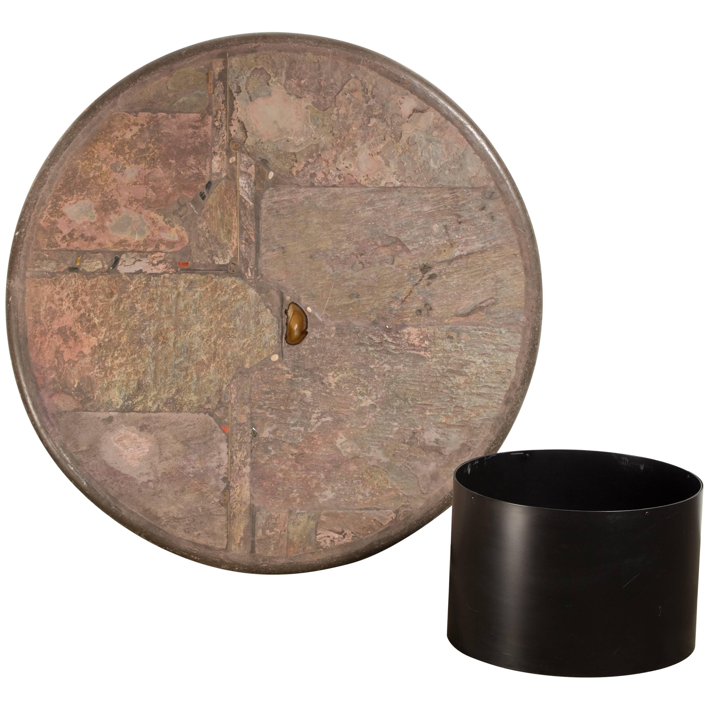 Slate Stone Coffee Table by Paul Kingma