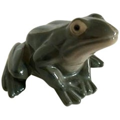 Bing & Grondahl Figurine of Frog #2467