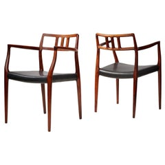 Model 64 Chairs by Niels Moller