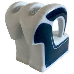 Bing & Grondahl Figurine of Rams #4202 Agnete Joergensen