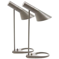Pair of AJ Bed Side Lamps