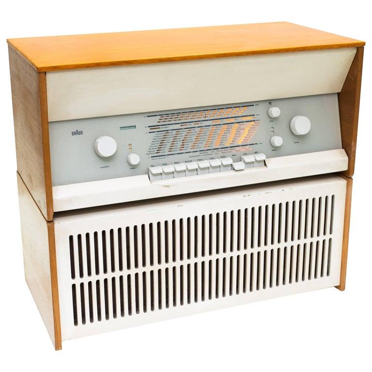 Dieter Ram Atelier 1 Series set Radio L1 Speaker for Braun