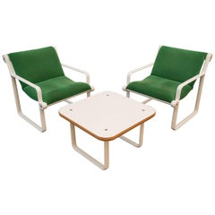 Lounge Set by Hannah & Morrison for Knoll