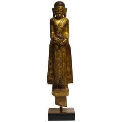 Sandstone Standing Monk TE 401 A