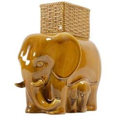 Piero Fornasetti, One Elephant Vase, 1960