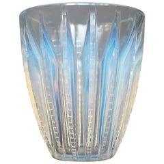 Lalique Art Deco Chamonix Vase