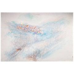 """Loren Maciver """"Ve de la Cadiere"""" Pierre Matisse Gallery"""