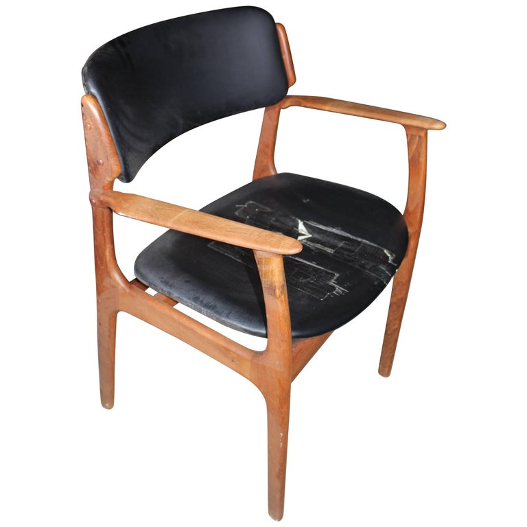 1970s Scandinavian Design Chair