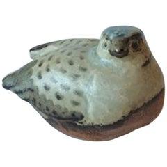 Bing & Grondahl Stoneware Figurine of a Bird #7014