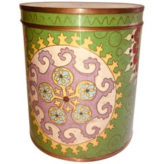 Antique Patterned Tin