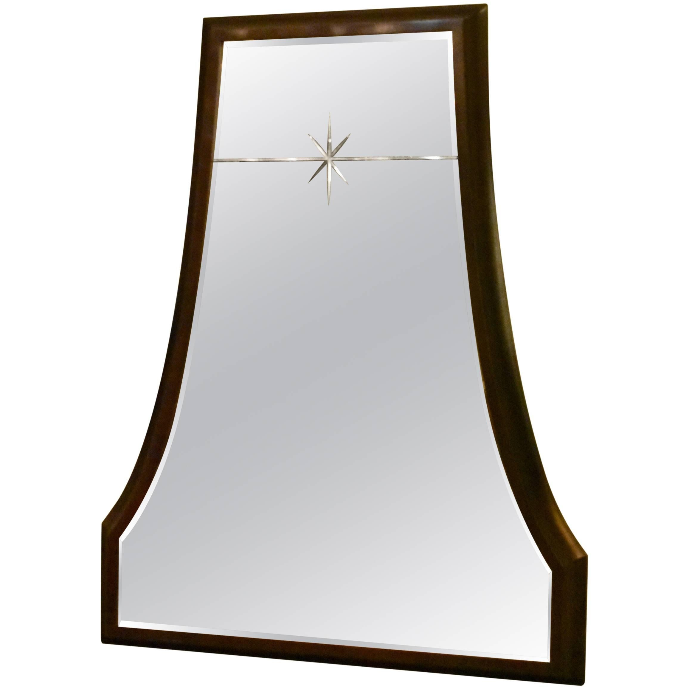 Modern U0026quot;Grand Starlightu0026quot; Mirror By Barbara Barry For Henredon  Furniture