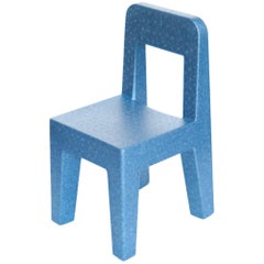 Seggiolina Pop Child Chair by Enzo Mari in Polypropylene Foam, Italy, 2004
