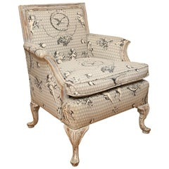 Louis XV Style French Armchair