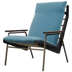 Robert Parry Lounge Chair with Teak Armrests