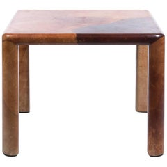 Karl Springer Style Game Table