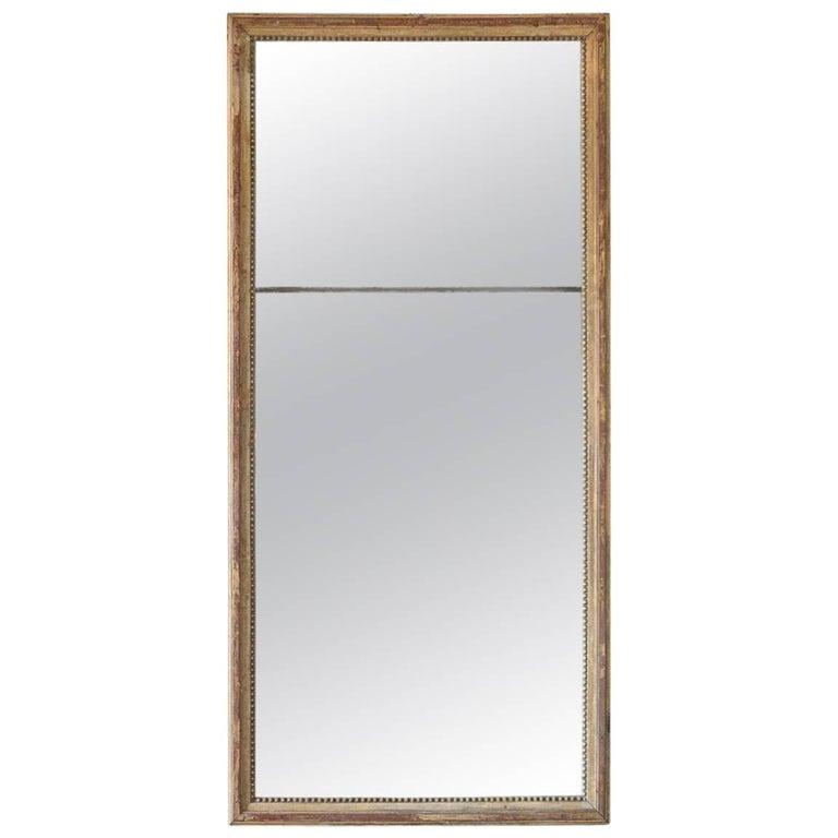 Minimalist Antique Mirror, 1800