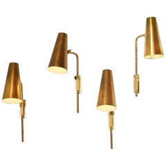 Paavo Tynell Wall Lights Model #9459