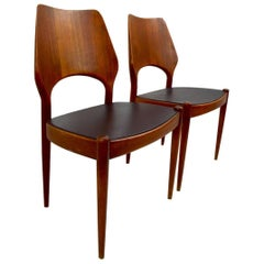 Pair of Hovmand Olsen Chairs