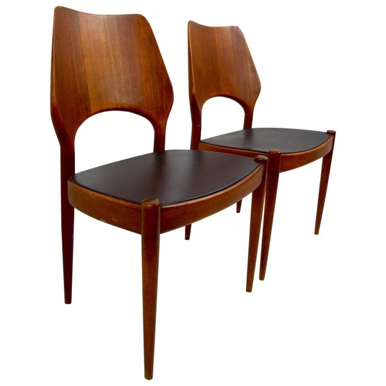 Pair of Hovmand Olsen Chairs
