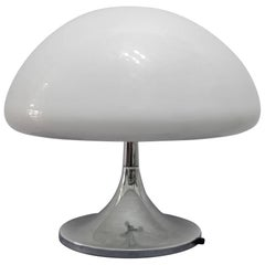 Toledo Mushroom Table Lamp by Luigi Massoni for Iguzzini