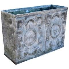 18th Century Lead Cistern