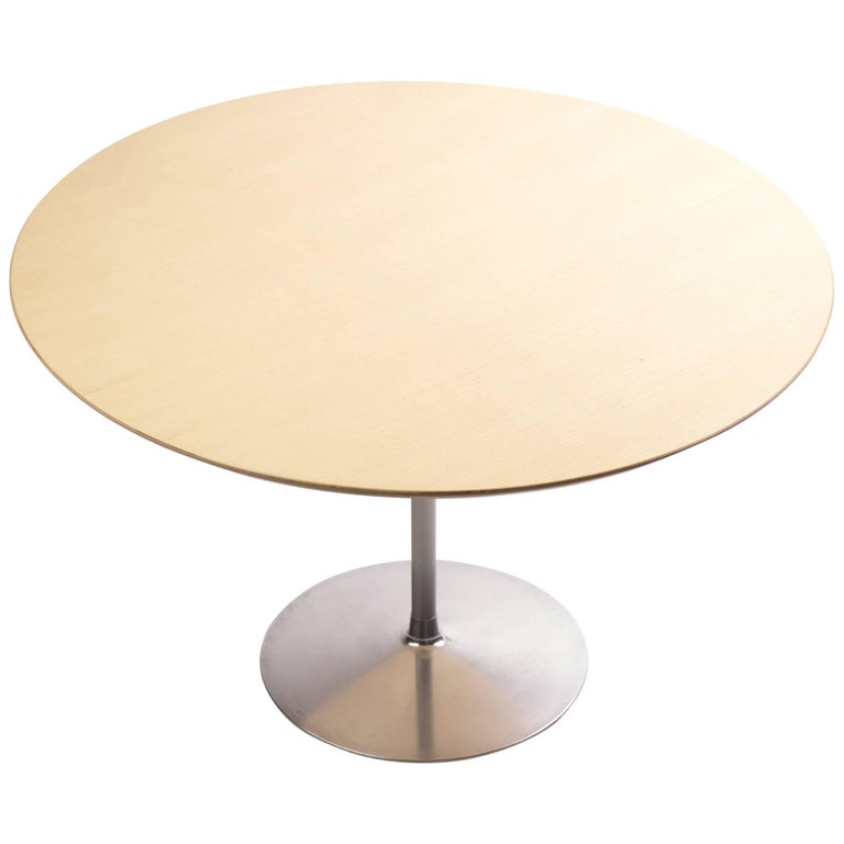 Pierre Paulin Circle Dining Table for Artifort