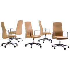 8 Muga Conference Chairs by Jorge Pensi