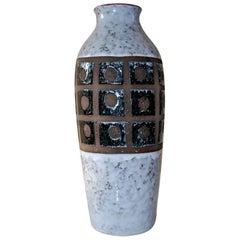 Jahre Keramic West German Pottery Vase, Fat Lava Ceramics