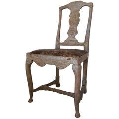Swedish Gustavian Chair