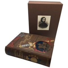 Memoirs of My Life by John Fremont, First Edition with Fremont Inscription, 1887