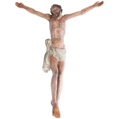 Sculpture of Jesus Christ, 15th-16th Century