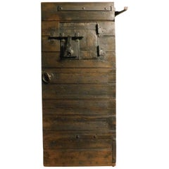 18th Century Dungeon Door