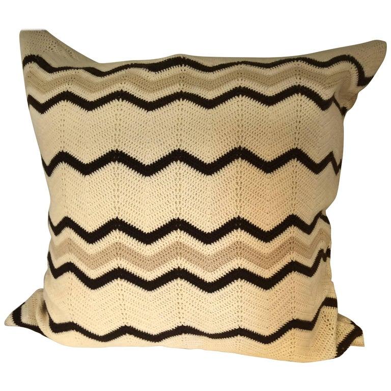 "Wool ""Anzio"" Pillow"