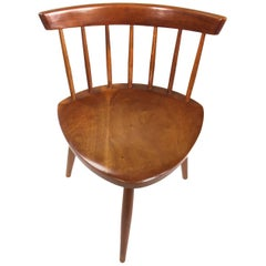 Early George Nakashima Studio Mira Chair